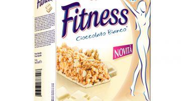 Nuova Barretta Fitness al Cioccolato Bianco: il piacere senza sensi di colpa