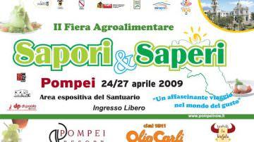 La «Promocard» per i visitatori di Sapori & Saperi 2009