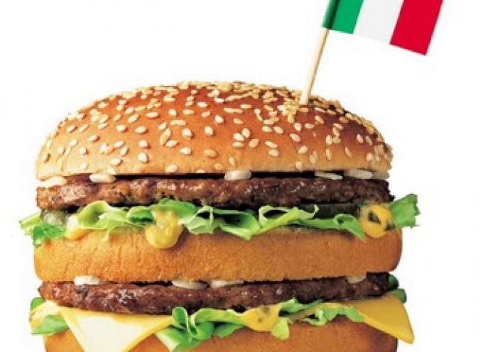 Il panino della discordia. Ciociari contro McDonald's