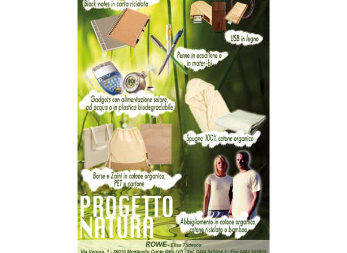 Ro-we lancia il Progetto Natura