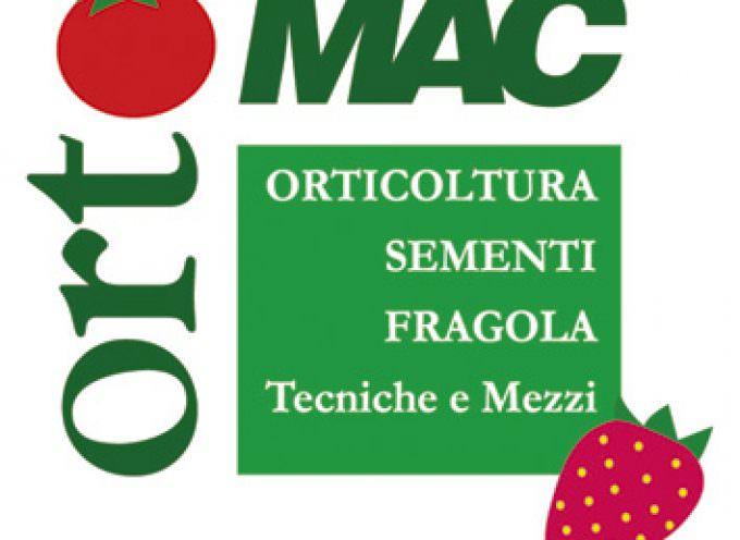 L'edizione 2011 di Ortomac avrà al centro l'innovazione