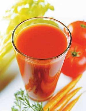 Succo di verdura: più salute e meno peso