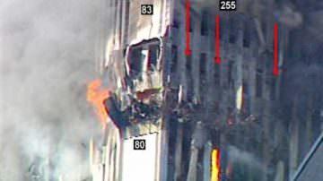 Prove inconfutabili riguardo al fatto che la polvere derivata dal crollo delle Twin Towers e dell'edificio 7 del World Trade Center contenga piccoli campioni intatti di Thermite