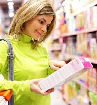 Leggere l'etichetta: si mangia meglio, si rimane più magri