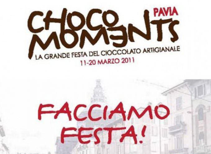 """""""ChocoMoments Pavia"""": Appuntamento dall'11 al 20 Marzo 2011!"""