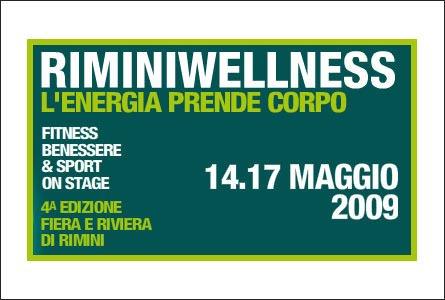 Rimini Wellness: l'energia prende corpo
