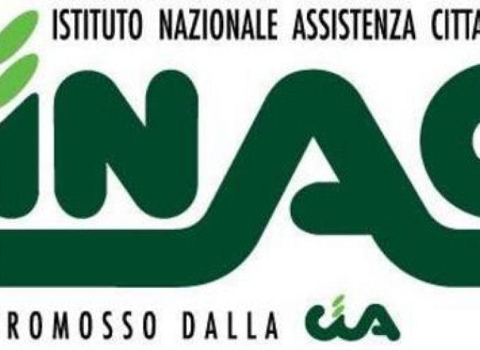 L'Inac, il patronato promosso dalla Cia, vi aspetta in piazza sabato 8 maggio