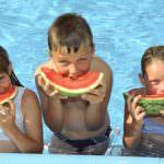 La guida alla buona alimentazione per un buona estate
