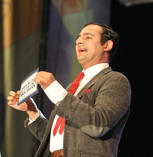 Firenze: Otel Varietè e Fancy Flair presentano Arnaldo Mangini alias «Mr Bean»