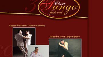 A Perugia, Tango e Cioccolato