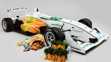Un auto da mangiare: arriva la Worldfirst