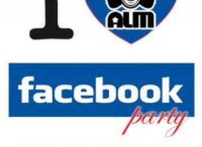 Firenze: I Love Facebook party. A tutte le persone che vivono Firenze. A tutte le persone che amano Firenze