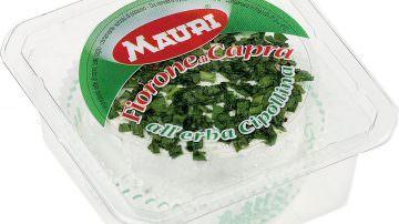 Il formaggio di capra Mauri incontra le spezie colorate per dare un pizzico di gusto in più all'estate