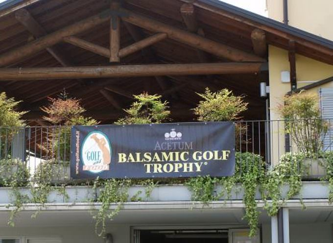 E' la prima volta che l'Acetum Balsamic Golf Trophy fa tappa al Golf Club Brianza in questi 7 anni