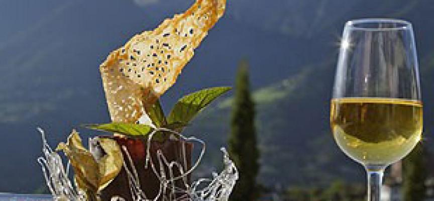 A Merano (BZ) cucina e castelli vanno a braccetto