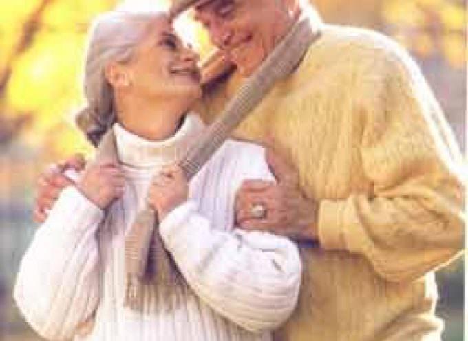 Record longevità per gli anziani italiani