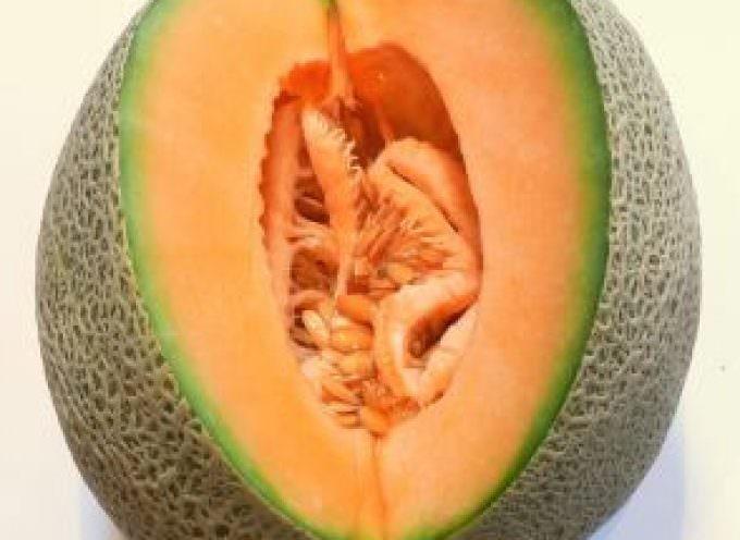 Mangia un melone, combatti lo stress