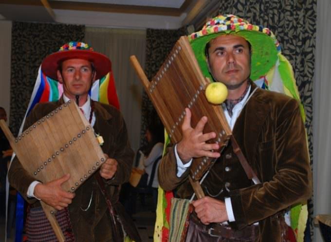 Grande festa e sapori del Sud alla cena di gala di Food and Italy