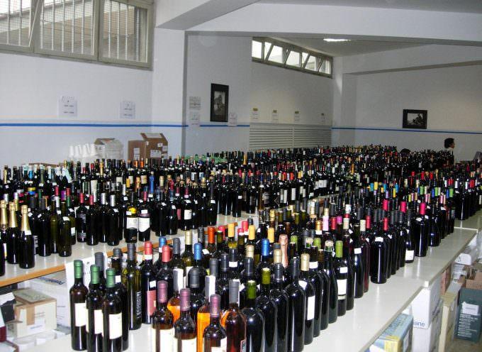 Oltre 1.300 vini da tutte le regioni italiane e da 7 diversi paesi d'oltralpe, protagonisti delle edizioni 2009 «da record» de «la selezione del sindaco» e «BiodiVino»