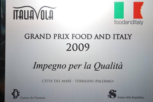 Food and Italy 2009, ecco le eccellenze premiate