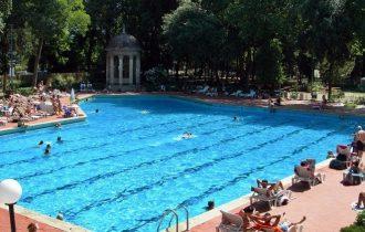 Le Pavoniere Firenze, Parco Piscina nel cuore delle Cascine