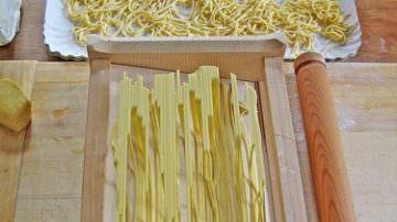 La pasta fatta a mano è in via d'estinzione