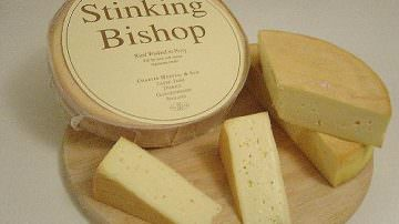 """Ecco Stinking Bishop, il formaggio più """"puzzone"""" d'Inghilterra"""
