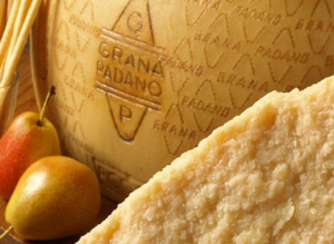 Commercio estero: Grana e Parmigiano in Usa, +49%