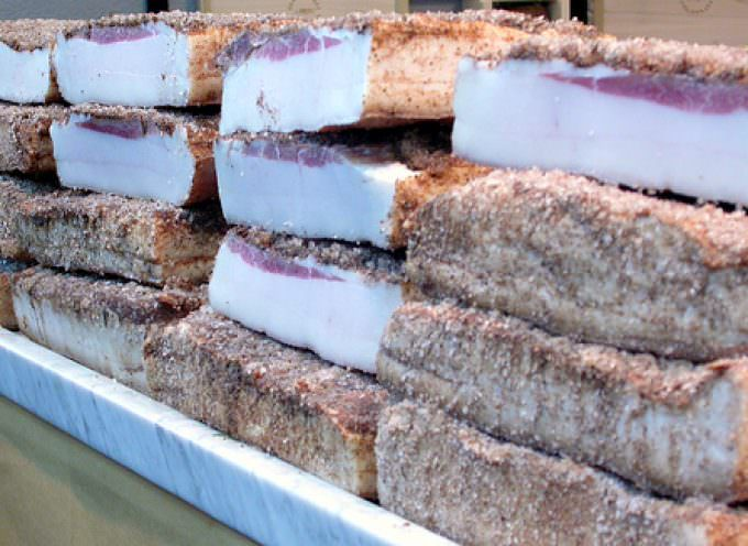 "Toscana: 145 kg di ""falso"" lardo di Colonnata sequestrato a Massa Carrara"