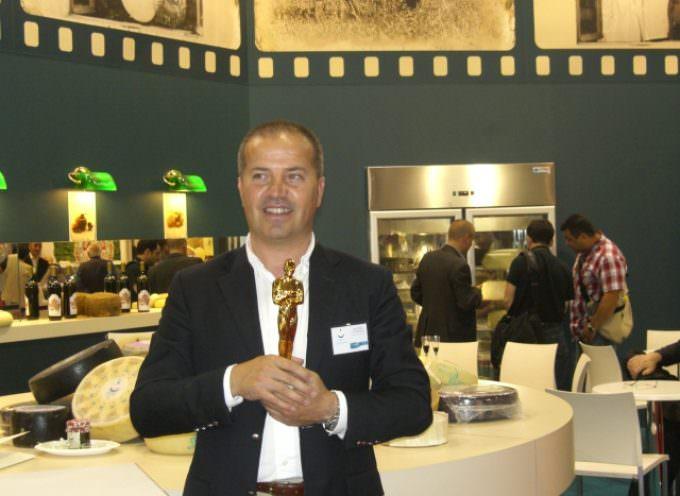 Il PerBacco di Toniolo vince il secondo premio Cheese Award 2009