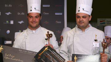 European Catering Cup: La Nazionale Italiana Cuochi conquista il terzo posto