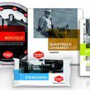 Tuttofood 2009: Arrigoni Valtaleggio lancia la nuova identità con CB'a Design Solutions