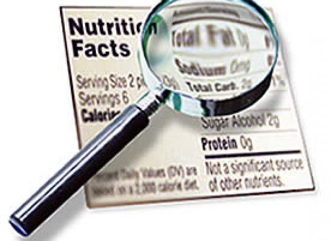 Nuove disposizioni in materia di etichettatura e di qualità dei prodotti alimentari