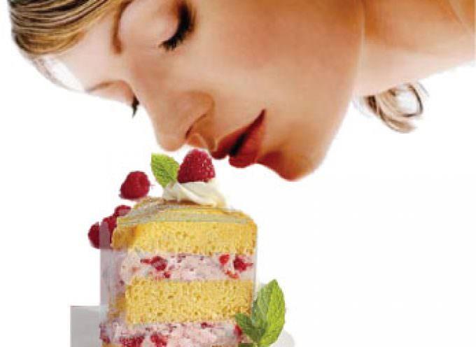 Un aroma per fermare la fame ed aiutare la linea