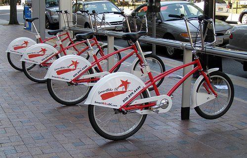 Il Bike-Sharing a Treviso, un servizio per i cittadini e i turisti
