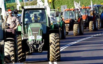 Crisi: agricoltori in agitazione manifestano anche in Abruzzo