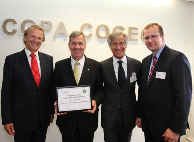 Alla Cantina Cormons il premio europeo per l'innovazione cooperativa