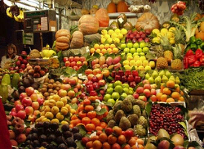 Fedagri: in calo vendite degli alimentari al dettaglio