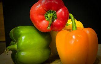 Peperoni, sedano e carote: in tre per la memoria