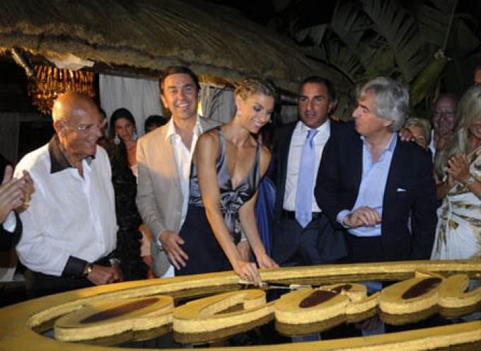 """Inaugurato venerdì 26 giugno il ristorante """"Cocoà"""" di Forte dei Marmi a firma Pampaloni-Costacurta-Mariani-Bezikian"""
