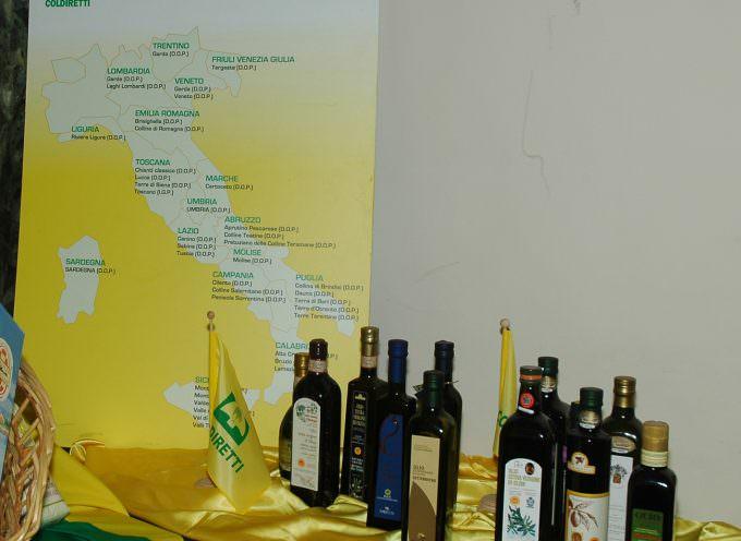 Made in Italy: Coldiretti, dal 1 luglio in vigore etichetta di origine olio