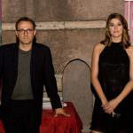 """""""Reporter del gusto"""", premiati: Elisa Isoardi e Massimo Bottura"""