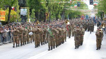 Alessandria: in Cittadella il Carosello delle Bande Militari (International Military Tattoo)
