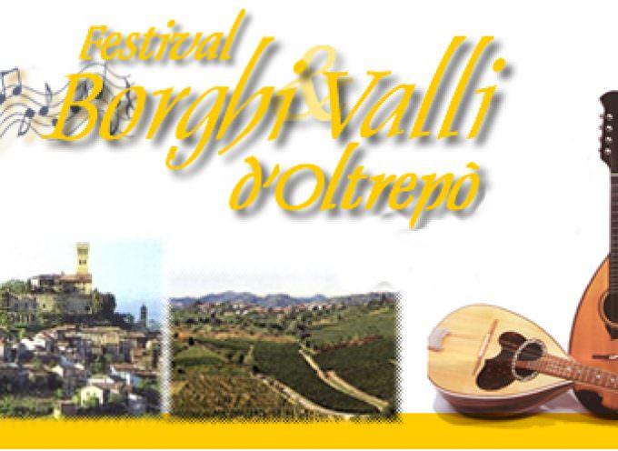 Festival Borghi e Valli: arcobaleno musicale e movenze futuriste