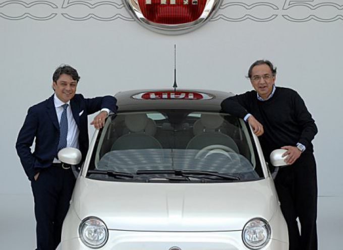 SPECIAL: New FIAT 500C on the web