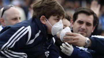 Efectos adversos del Tamiflu en niños sanos