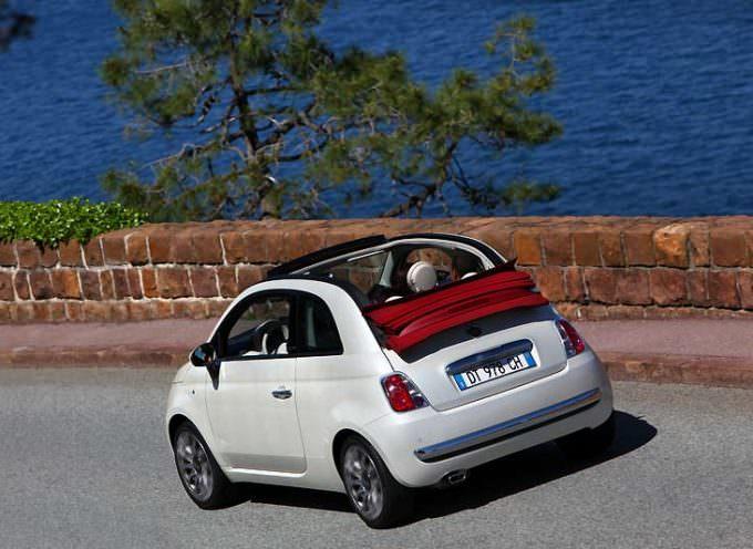 Fiat destapa el pequeño 500