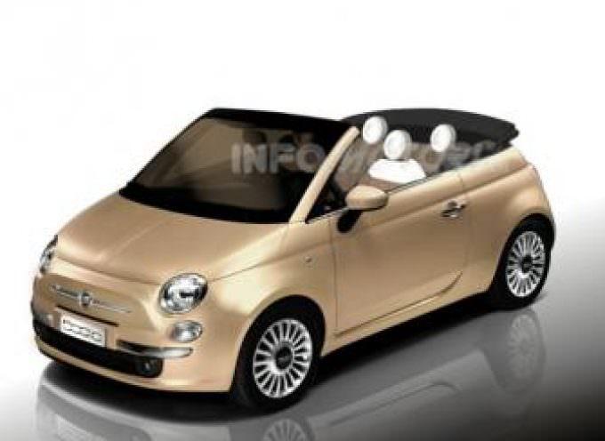 """Dalla famiglia Agnelli al Costes di Forte dei Marmi: rivive il mito della Fiat 500 """"Cabrio"""""""