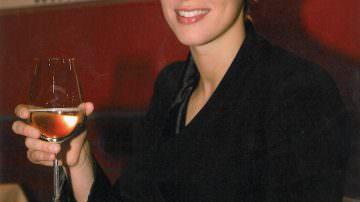 Premio Giulietta Donna alla Carriera 2009: Federica Pellegrini brinda con il Recioto di Soave Docg