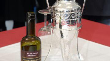 L'Aleatico 2007, della Tenuta Partemio, vince il Premio Speciale del 3° Concorso Enologico Nazionale Vini del Mediterraneo
